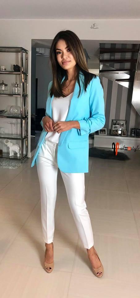 Белые брюки, семь восьмых, сигаретки, натуральные ткани