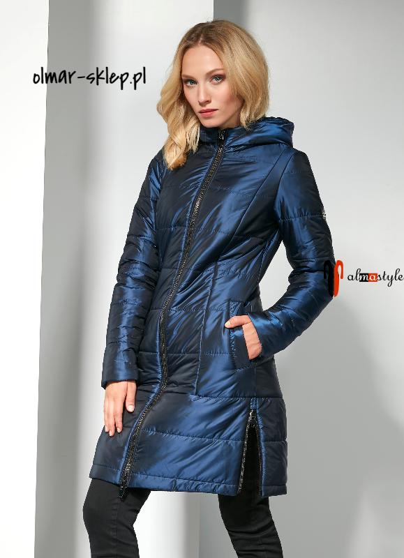 Куртка, ткань космомс, на холлофайбере, стильная